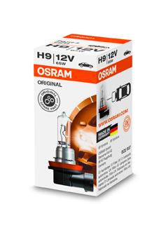 Osram 12v H9 65w 64213