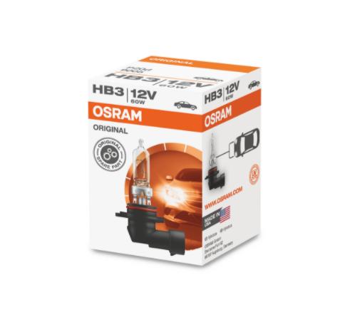 Osram 12v HB3 60w 9005